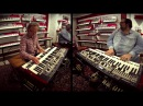 Nord C2D jam session with Pierre Swärd and Joey DeFrancesco
