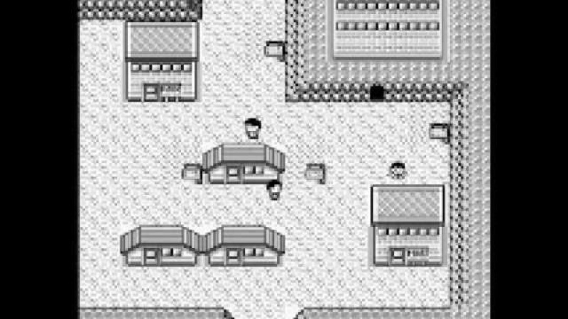 Pokemon Blue/Red - Lavender Town