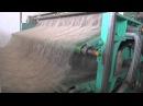 Линия по производству нетканных материалов из льна или джута