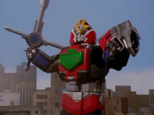 Power Rangers Time Force - All Megazord Fights.
