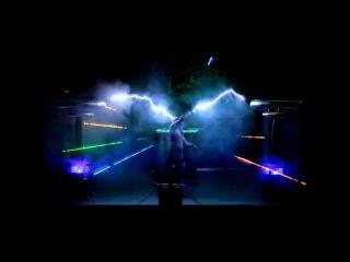 Тесла шоу Мегавольт Повелитель молний