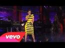 Alicia Keys - Girl On Fire Live on Letterman