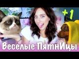 Веселые ПятнИцы: ИЗЮМКА vs. ЛАСТИК / Мои Животные (канал Кати)