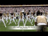 Houston Texans Cheerleaders HalfTime Dance - Vanilla Ice
