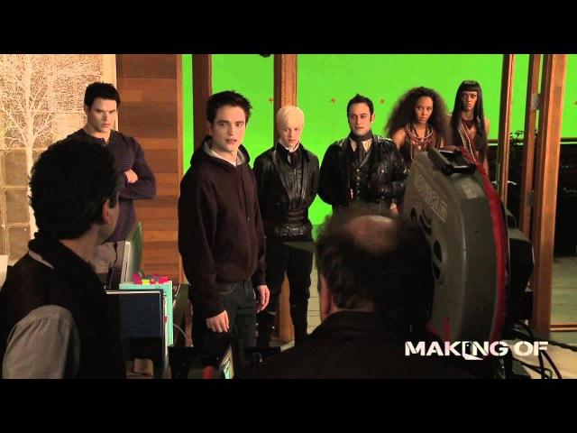 'Twilight: Breaking Dawn Part 2' B-roll
