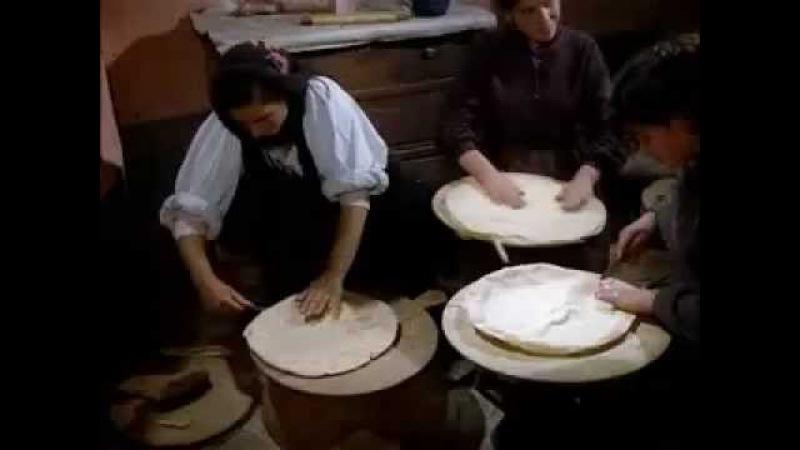 Il pane dei pastori di Fiorenzo Serra Sardegna 1962