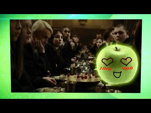 [DRAPPLE] Draco Malfoy;Vladidlava Apple-One love