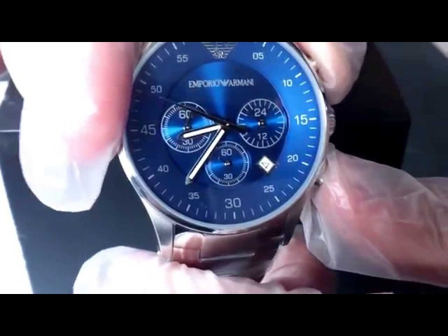 Zegarek Emporio Armani AR5860 Luksus na twej dłoni!