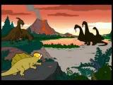 Эволюция Гомера Симсона