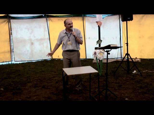 Малин 2013 | Семінар | Віктор Вознюк - Фобії і залежності, звільнення від них