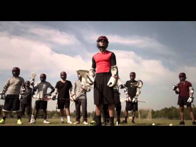Teen Wolf cast - lacrosse