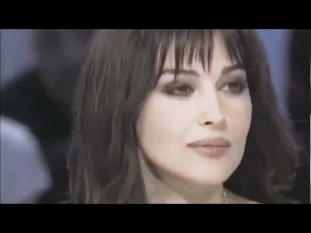 Monica Bellucci. Wow!! What a beauty
