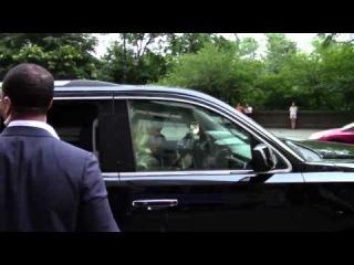 26 JUNE 2015 - Lady Gaga leaving her apartment (New York)