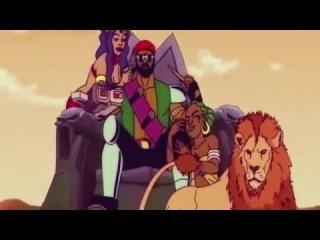 Майор Лазер мультфильм на русском 1 серия ! Major Lazer