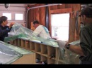 Boat Building Carbon Nomex International Moth