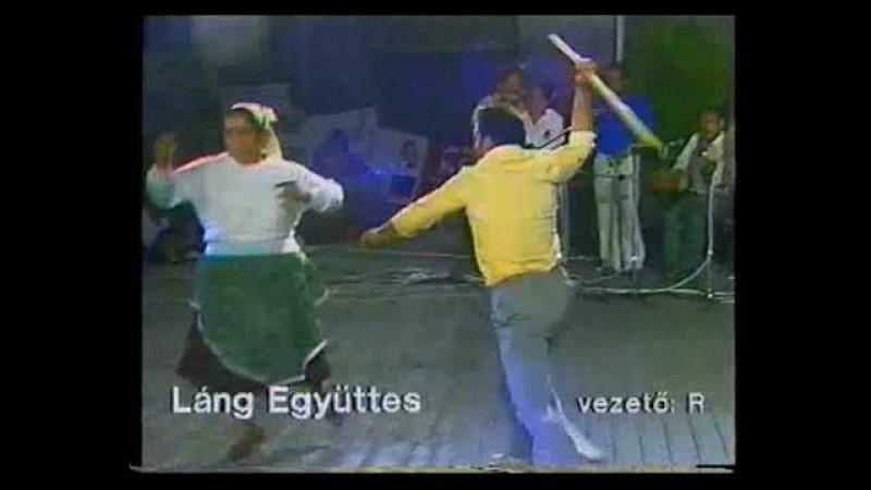 Цыганский танец с палкой Gypsy dance