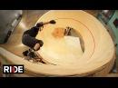 Tony Hawk Skates First Downward Spiral Loop BTS