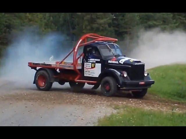 ►RUSSIAN MONSTER TRUCK - GAZ 51 МОЛОТОВ
