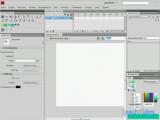 Видеоуроки Adobe Flash CS4 - Рабочее пространство