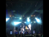 If I Lose Myself - OneRepublic live @ Super Bowl city stage Sa Francisco 5/2/16