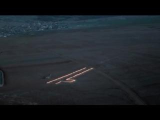 Как был сбит российский СУ-24 в небе над Турцией (HD-качество)