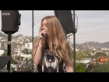 Becky Hill feat. MK - Piece of Me (Live on BBC Radio 1)