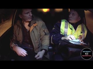 """✔ ОСОБОЕ МНЕНИЕ: Ночной патруль Тольятти: """"синий"""" водитель на «LADA Granta»"""
