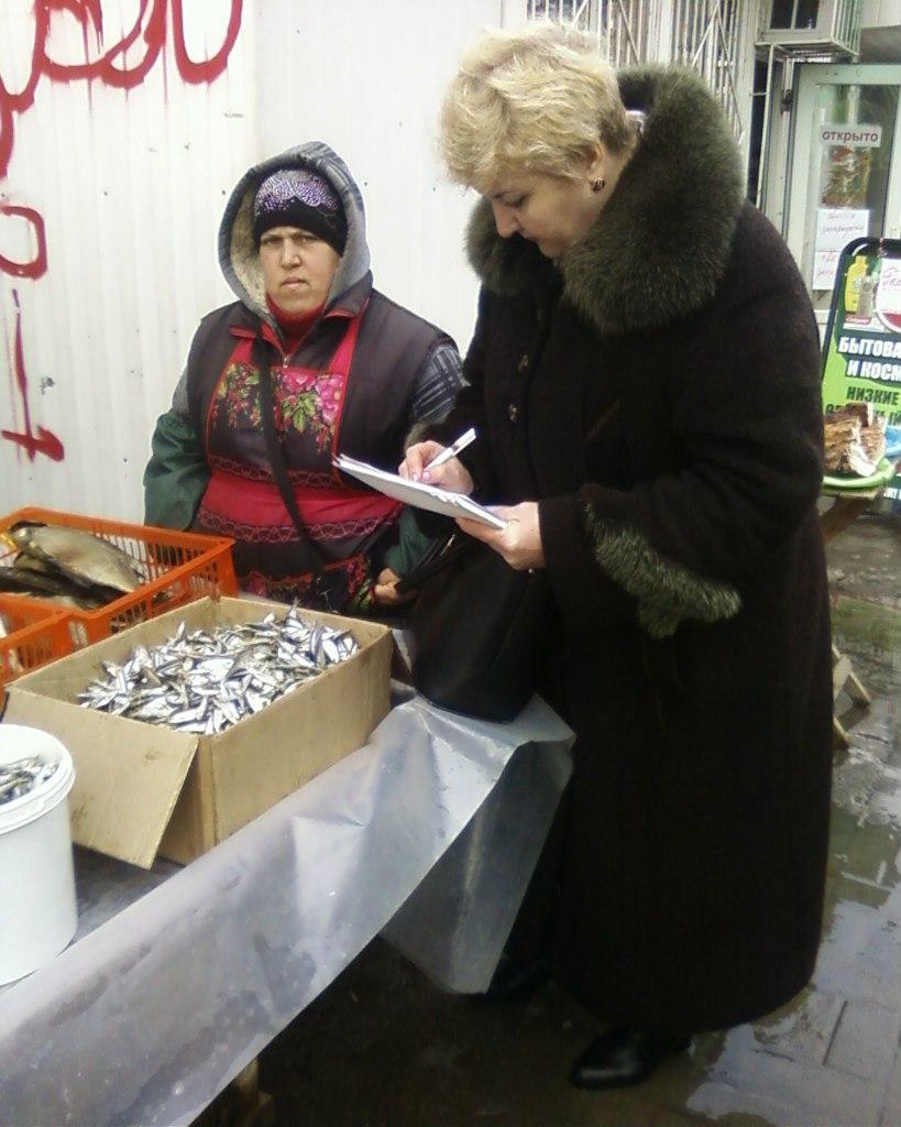 В Таганроге боролись с незаконной торговлей рыбой, фото-2