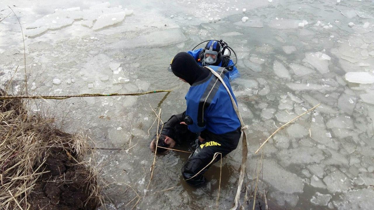 В Ростовской области утонул рыбак