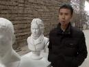 Живые скульптуры китайского дизайнера покоряют мир!