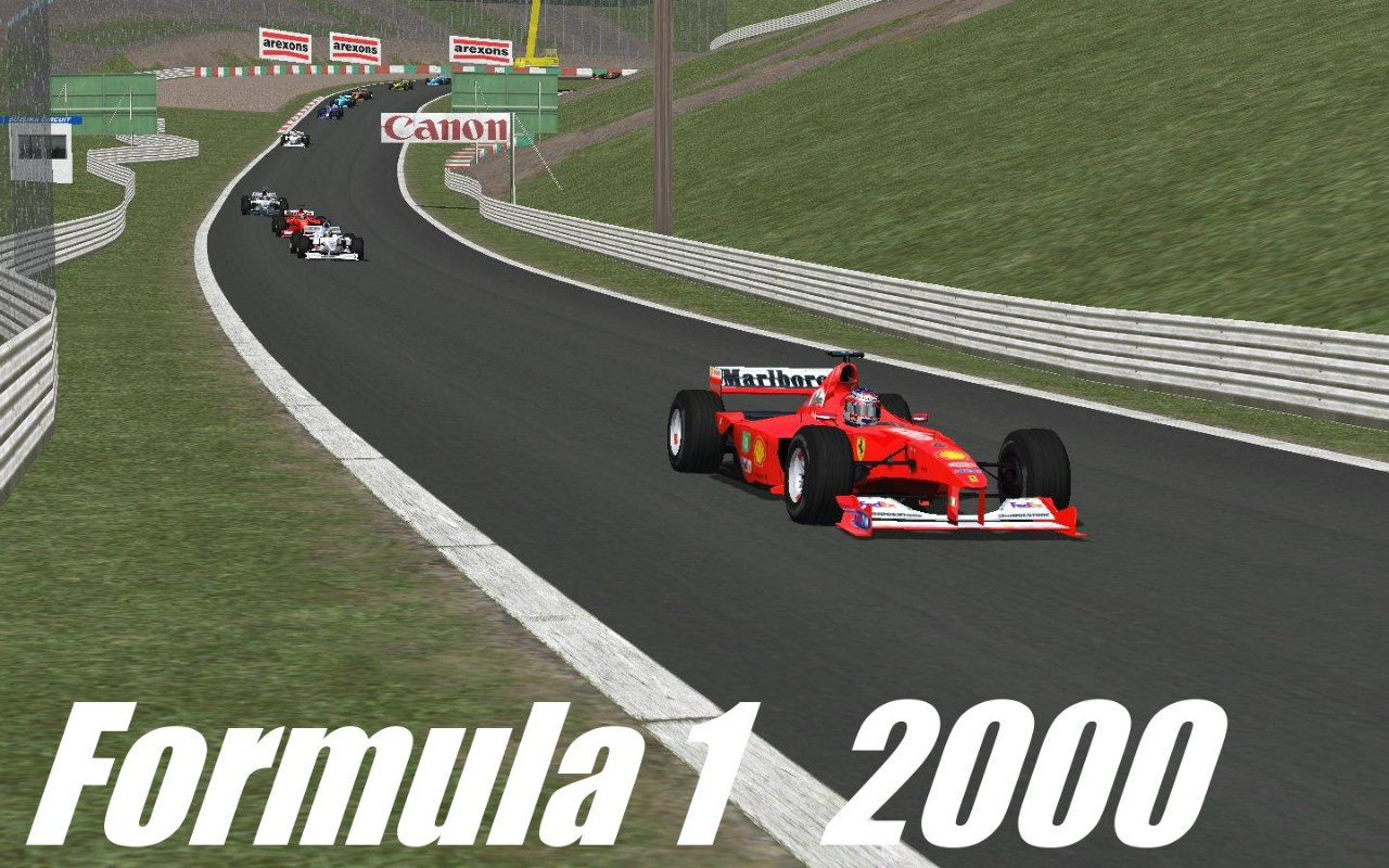 Формула-1 2000 В1.3