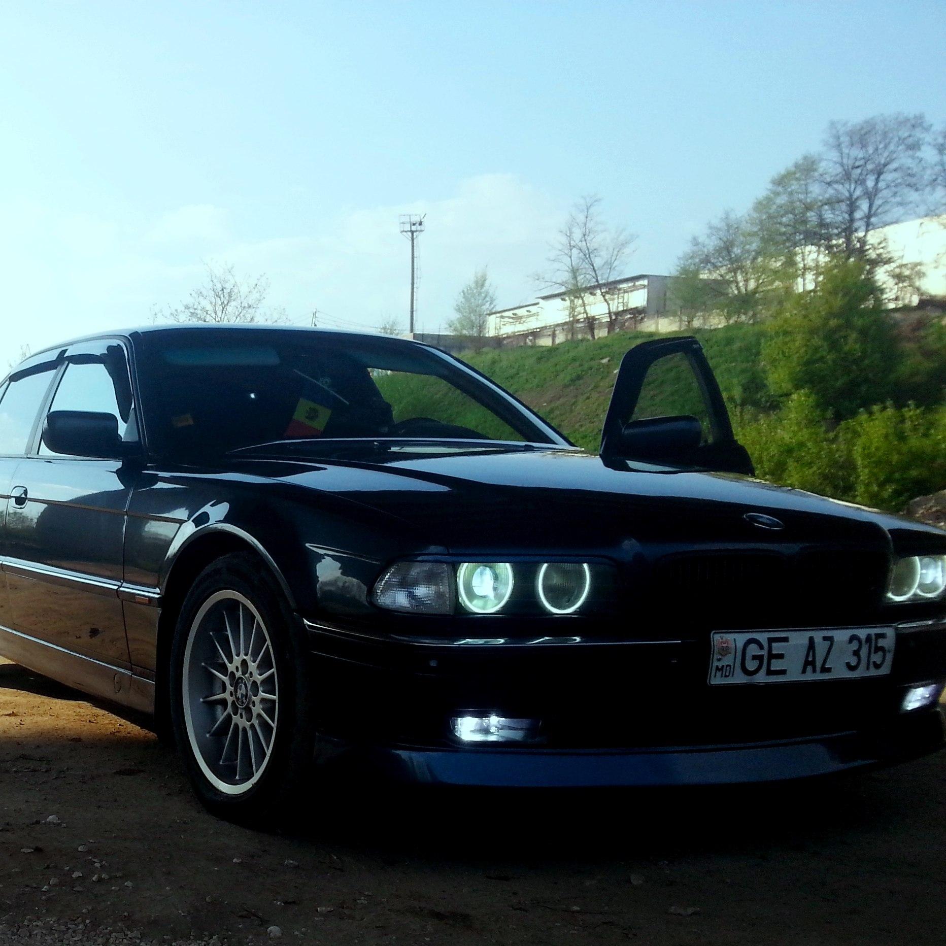 BMW E38 Club - Цвет.