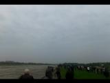 Взлет самолета Ан-178 Аэродром святошино) 07.05.15