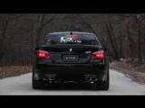 Наслаждайтесь выхлопной системой BMW M5 E60 Meisterschaft GTC
