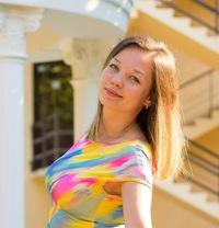 Оксана Синицына