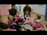 Привітання (Заняття з малюками)