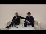 Захар Прилепин и Сергей Шаргунов / 02.01.2016