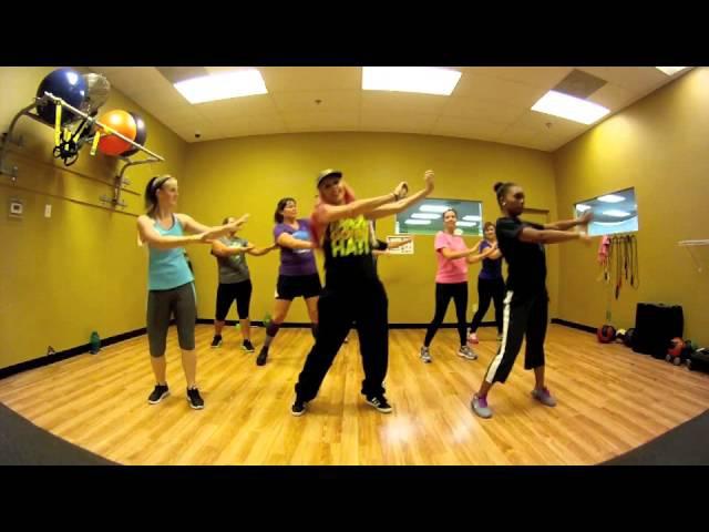 TwerkIt - Busta Rhymes ft. Nicki Minaj Zumba with Mallory HotMess