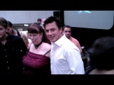 Dragon*Con 2012 Banquet - Angel gets to meet John Barrowman