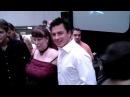 Dragon*Con 2012 Banquet - Angel gets to meet John Barrowman
