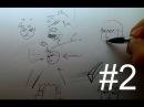 Как рисовать мангу дома| Часть 2: Персонажи
