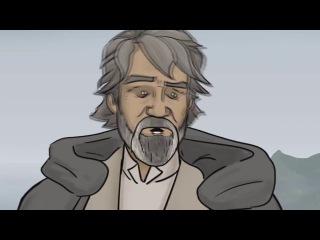 Как следовало закончить фильм: Звездные Войны: Пробуждение Силы [DVO Студия «Iron So...