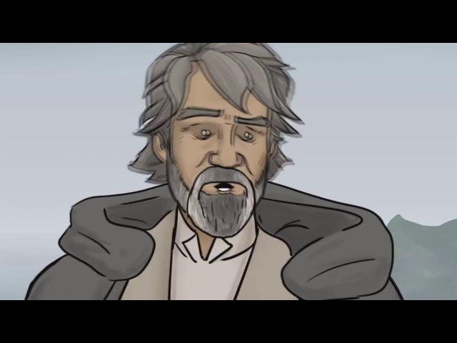 Как следовало закончить фильм: Звездные Войны: Пробуждение Силы [DVO Студия «Iron Sound»]