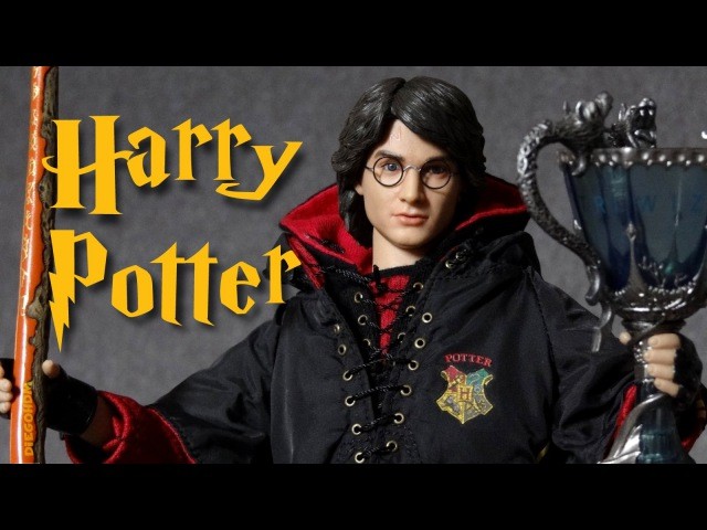 Star Ace 1/6 Harry Potter Triwizard Review / DiegoHDM