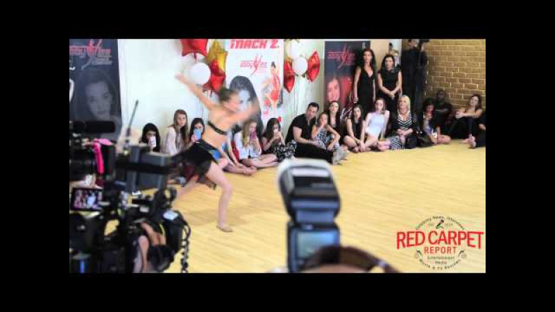 Maddie Zieglers performance at Abby Lee Dance Company LA Opening DANCEMOMS ALDCLA ALDC
