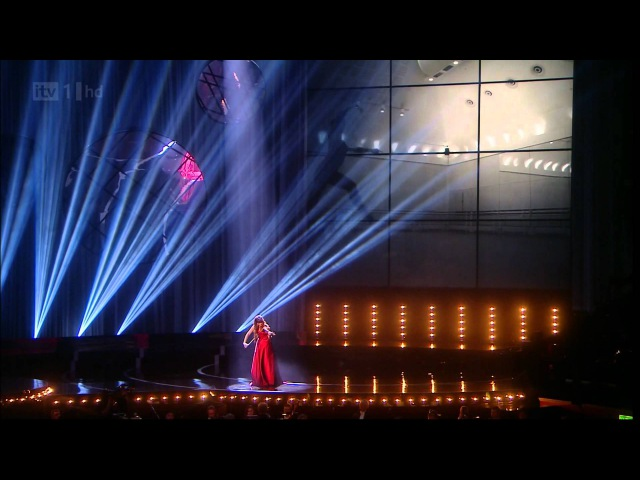 Nicola Benedetti Schindler s List Classical Brit Awards 2012