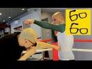 Боксерский удар по печени и правильное формирование кулака уроки бокса Николая Талалакина