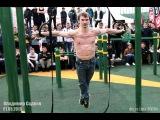 Vladimir Sadkov, Russia, workout  Владимир Садков, Россия, воркаут