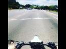 "Keegan Allen on Instagram: ""Leaving work harleydavidson vrod gopro"""