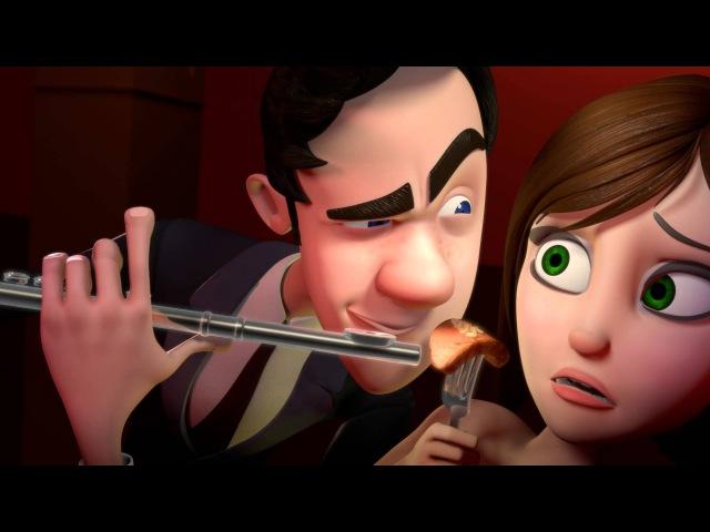 CGI Animated Shorts: Brain Divided - by Josiah Haworth, Joon Shik Song Joon Soo Song